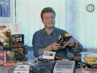 Денди Новая Реальность: телеканал ОРТ, 7 выпуск [28 июля 1995]