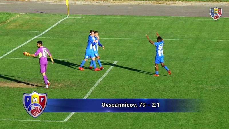 Zaria 3 2 Zimbru 1 4 Cupa Moldovei Orange 26 09 2018