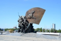 Парк Победы в Москве