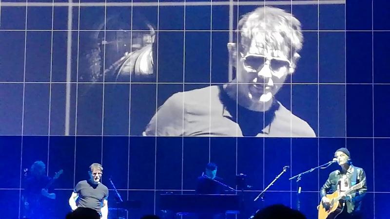 """A-ha """"Hunting High and Low концерт в Санкт-Петербурге 20 ноября 2019"""