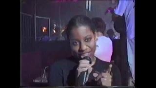 Culture Beat at Afterparty in Discoland night club, Prague (1994)