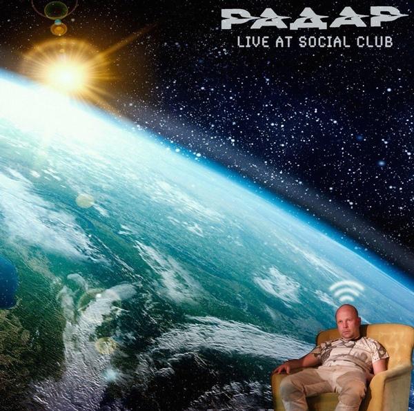 Новый сингл спейс-рок ансамбля Радар (Роман Парыгин) - 'Весь Этот Космос'