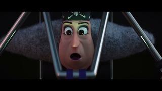 Четыре Сапога И Барсук – Трейлер HD (6+) [Мультфильм 2020]