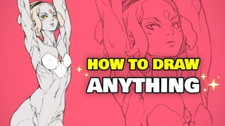 THE BEGINNER'S GUIDE TO DRAWING