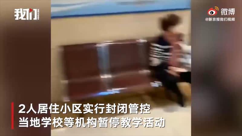 Кадры из китайского Маньчжоули который закрыли на карантин Город находится всего в 4 км от России и 6 км от Забайкальска