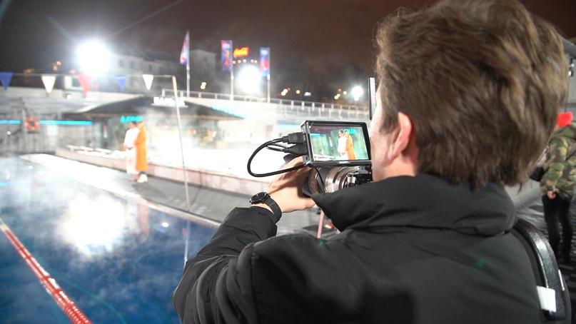 Съёмки модного шоу «Перезагрузка» прошли в бассейне под открытым небом «Чайка», изображение №5