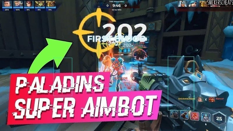 Paladins Hack Free Download Aimbot ESP Wallhack Undetected Cheat 2020