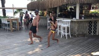 MALUMA & GIMS - Hola Senorita / OMUR ABAY & SENA YILMAZ / NEW ZUMBA CHOREO / Zumba fitness