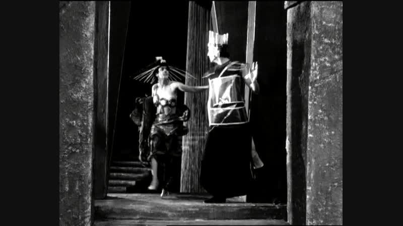 Аэлита (Aelita, 1924, реж. Яков Протазанов)