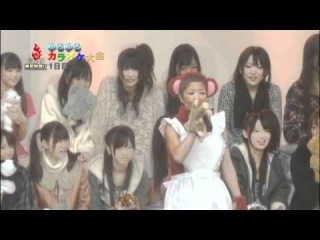 ~AKB48: YuruYuru Karaoke Competition~ 38. Majijo Teppen Blues