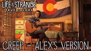 Life is Strange 3: True Colors - Alex sings Creep by Mxmtoon