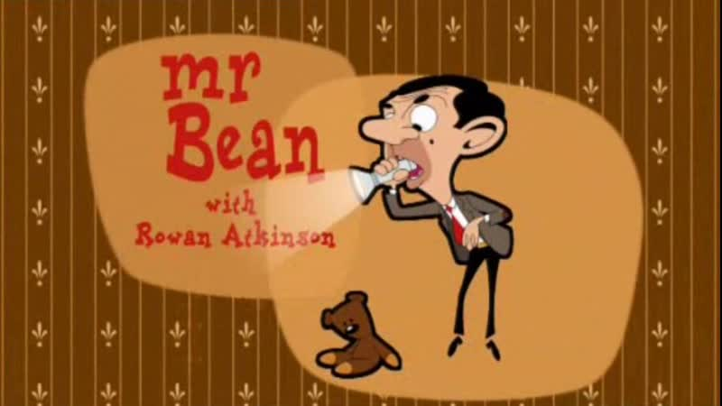 Mr. Bean TAS S01E47 Hopping Mad