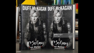 Duff Mckagan - It's So Easy and other lies (глава 15)