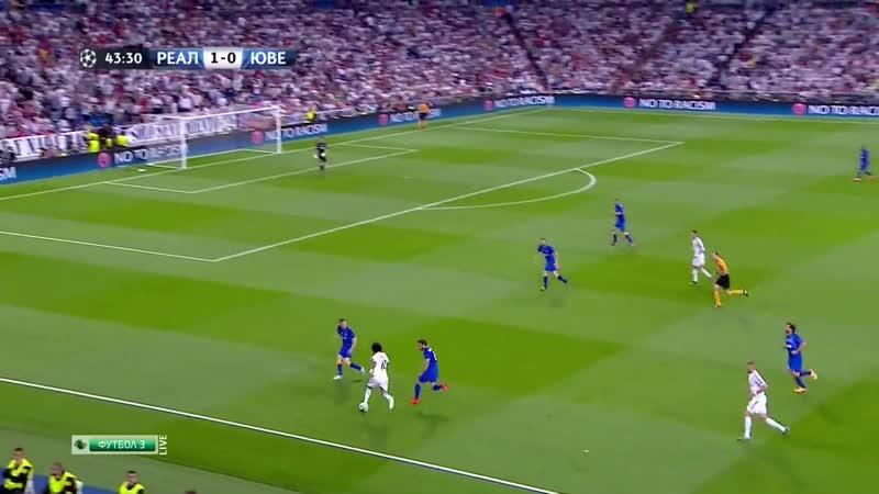 Real Madrid 1 1 Juventus 2015