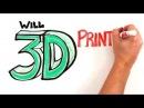 Как 3D-принтер изменит наше будущее? rfr 3d-ghbynth bpvtybn yfit ,eleott?