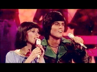 Donny & Marie Osmond - Miss You / Do You Believe In Magic / You'll Never Find Another Love Like Mine