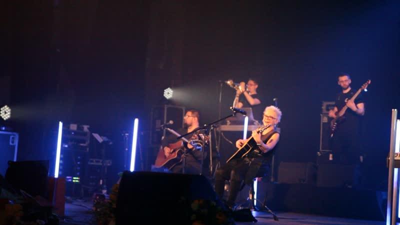 Сурганова и Оркестр, тур На контрасте. г. Королев, 15.02.2020 ❤❤❤, Ночной полет