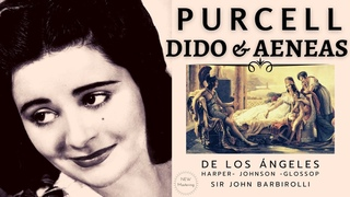 Purcell - Dido and Aeneas / When I am laid in earth (Victoria De Los Ángeles - r.r.: )