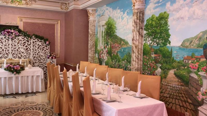 Ресторан Версаль в Королеве!