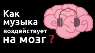 Как музыка действует на наш мозг