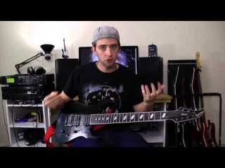 Caparison Dellinger 7 FX - WM Review