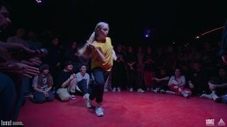 BATTLE 5   1/8 Final   Hip-Hop Beg   LEVEL BATTLE
