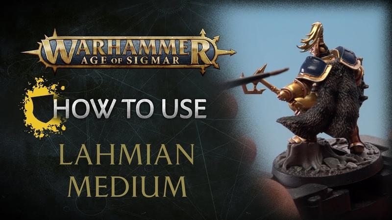 How to Use Lahmian Medium