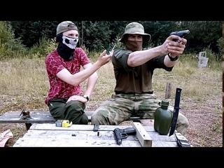 Травматический пистолет Макарова. Мнение HomerTeam о МР-79-9ТМ