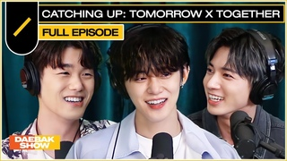 210823 TOMORROW X TOGETHER Being Wholesome With Eric Nam For 1 Hour   Daebak Show Ep. #126