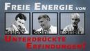 Freie Energie von Tesla, Bedini, Trombly: Unterdrückte Erfindungen! | 18.08.2019 | 14757