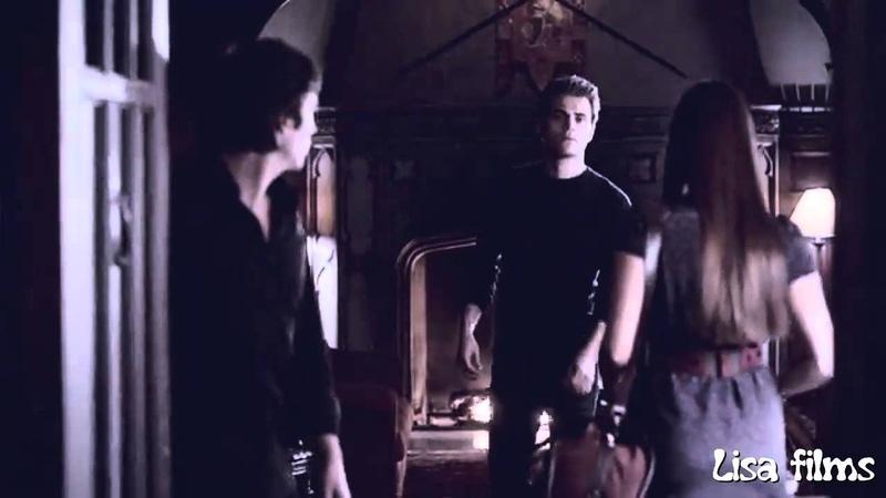 Stefan Elena Damon it's too late to apologize 4x10