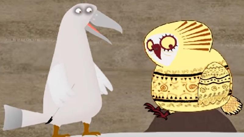 Мультфильм Гора самоцветов 8 серия HD