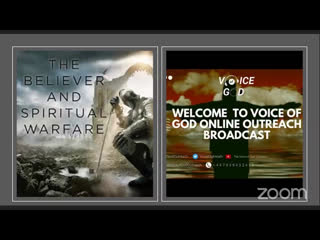 JOIN US ONLINE FOR |THE VOICE OF GOD GLOBAL OUTREACH |SATURDAY, OCT 3RD 2020 | - 12:45AM