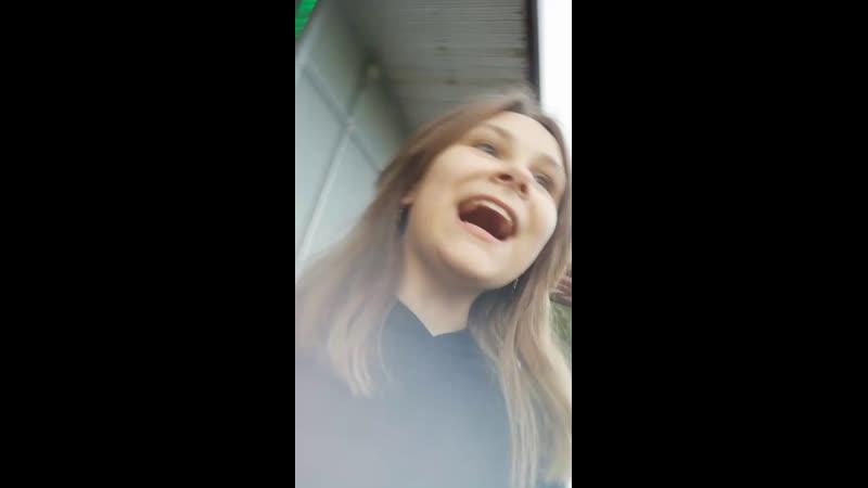 Оля Артемова Live