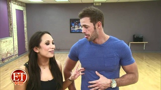 William Levy @WillyLevy29: Cheryl Doesn't Care About My Ankle - ET