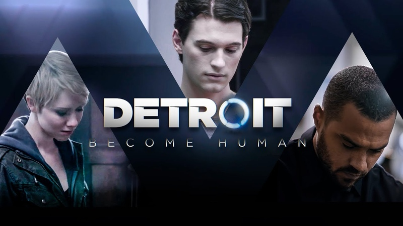 Detroit: Become Human (Fanmade Movie Trailer)