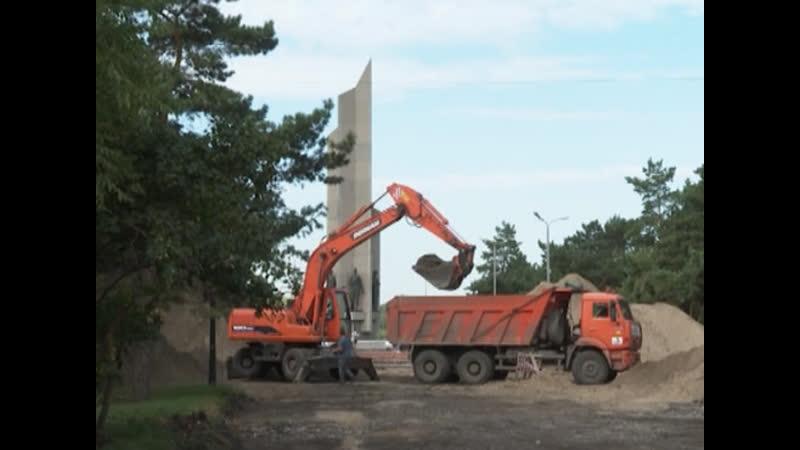 В Омске преображаются общественные площадки