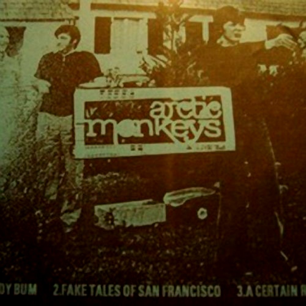 Arctic Monkeys album Beneath the Boardwalk