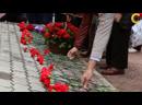 Траурное мероприятие в честь начала оккупации Пушкина и Павловска