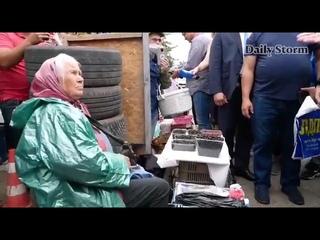 Бабушка и Жириновский