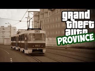Играем в MTA GTA Province ! работаем на автобусе