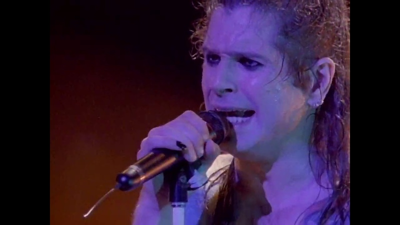 Ozzy Osbourne Live Loud 1993