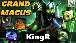 KingR Rubick GRAND MAGUS Highlights Dota 2