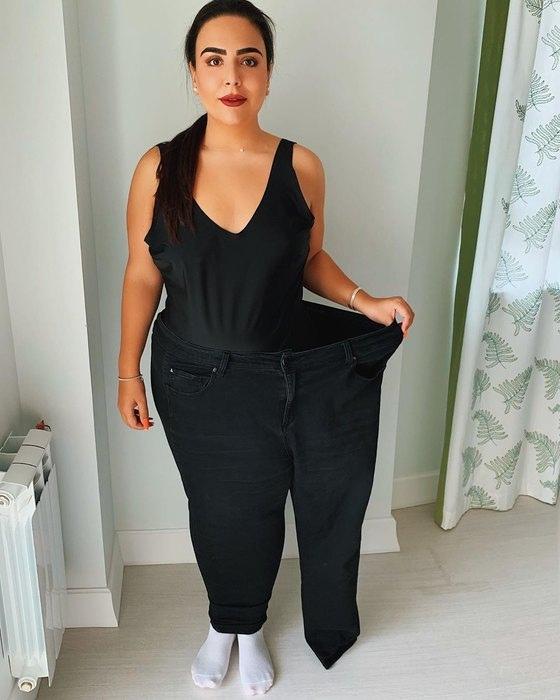 «Даже не верится, что это ты»: блогер из Тюмени похудела на 95 кг