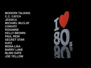 EuroDisco Hits 80s -  (Modern Talking,, Jessica, Roxanne, Katz, J