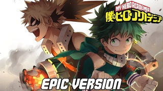 My Hero Academia: You Say Run (Might+U)   EPIC ORCHESTRAL VERSION