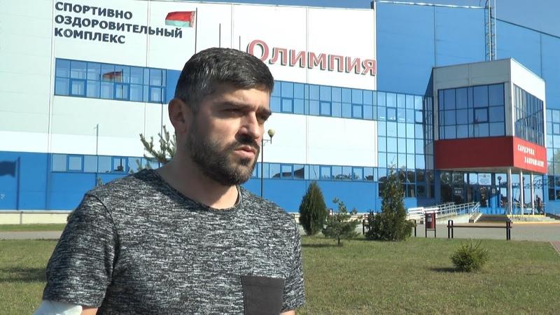 Главного тренера мини футбольного клуба Лида Виктора Тарчило сменил на посту Николоз Зеделашвили