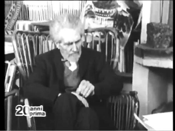 Pasolini stringo un patto con te, Ezra Pound