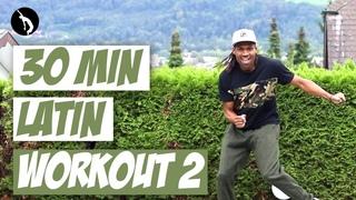 Latin Dance Workout 2 - Reggaeton Salsa Bachata Cumbia - Daddy Yankee Major Lazer Anitta J Balvin