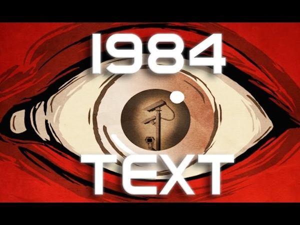 1984 By George Orwell Audiobook Text